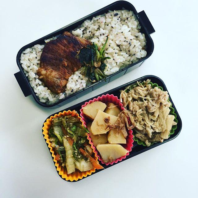 今日のお弁当♪#お弁当 #おべんとう (Instagram)
