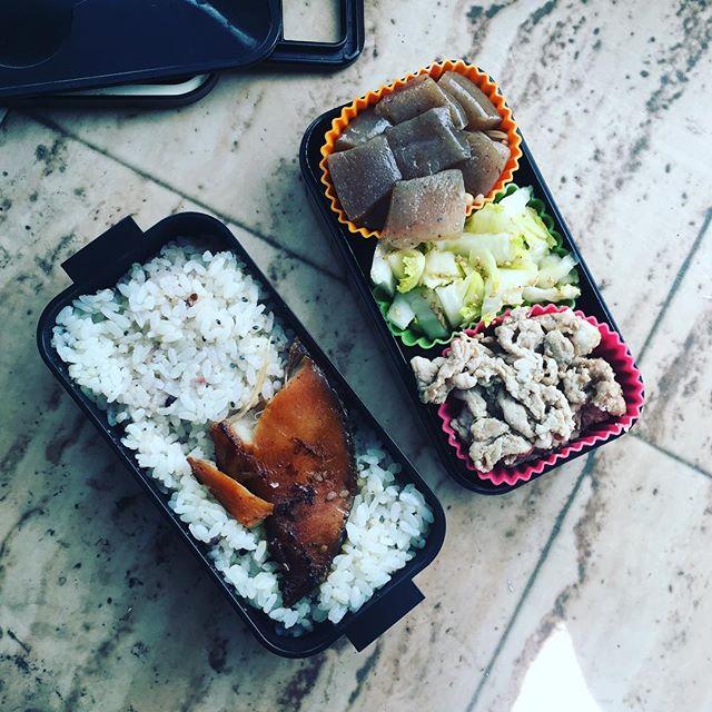 今日のお弁当♪#おべんとう #お弁当 #お弁当作り楽しもう部 #お弁当作り #お弁当日記 (Instagram)