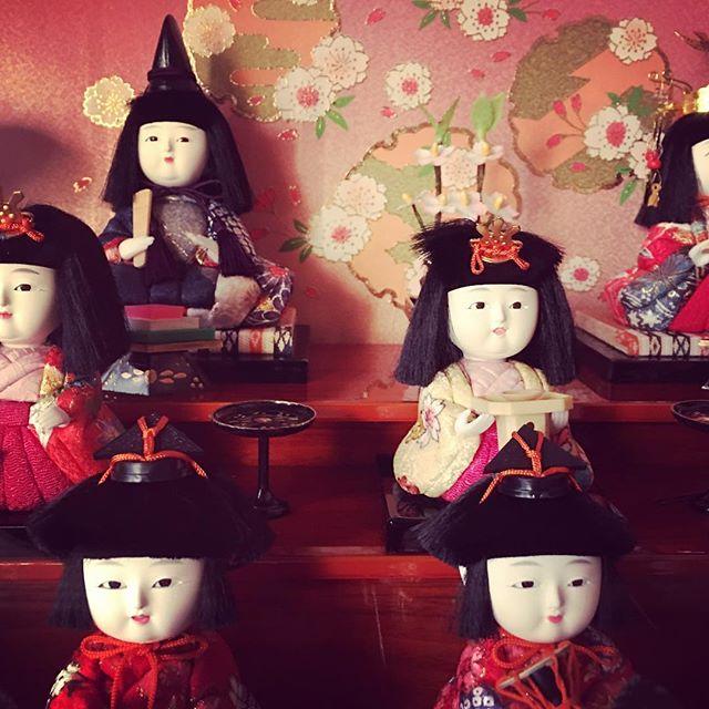 もう雛人形の時期ですね。#sudach #蘇大地 #田舎あるある #田舎暮らし #田舎 #雛人形 #雛人形飾りました (Instagram)