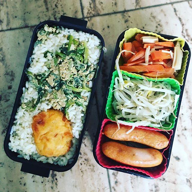 今日のお弁当♪#sudach #蘇大地 #田舎暮らし #田舎 #お弁当 #お弁当作り #お弁当記録 #お弁当作り楽しもう部 (Instagram)