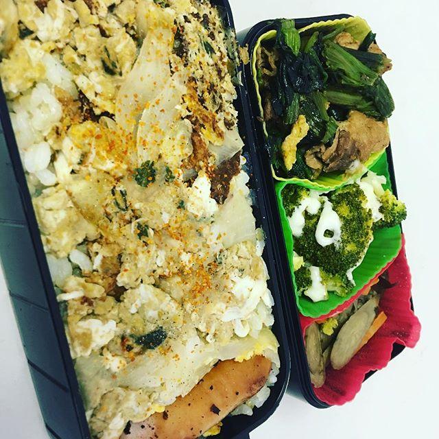 今日のお弁当♪#sudach #蘇大地 #田舎暮らし #田舎 #お弁当 #お弁当記録 #お弁当作り #お弁当作り楽しもう部 (Instagram)