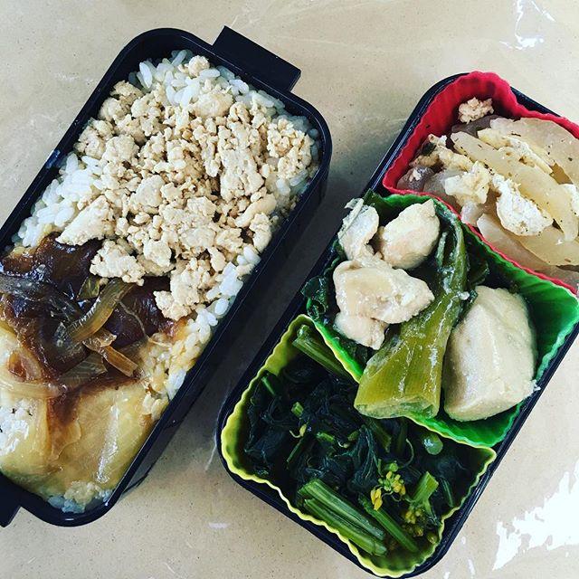 今日のお弁当♪#蘇大地 #sudach #お弁当 #お弁当記録 #お弁当作り楽しもう部 #お弁当日記(Instagram)