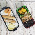 今日のお弁当♪#お弁当 #お弁当記録 #お弁当作り楽しもう部 #お弁当生活 #お弁当日記(Instagram)